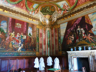 The Apartments of William III  - the Drawing Room