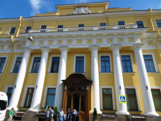 Built in 1776, the Moika Palace or Yusupov Palace was once the primary residence of the House of Yusupov.