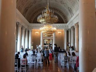 Yusupov Palace Grand Ballroom