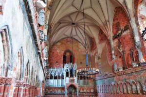 St. Marys Church, Malbork Castle.